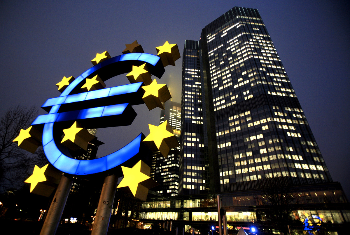 ECB Announces Monthly Rate Decision