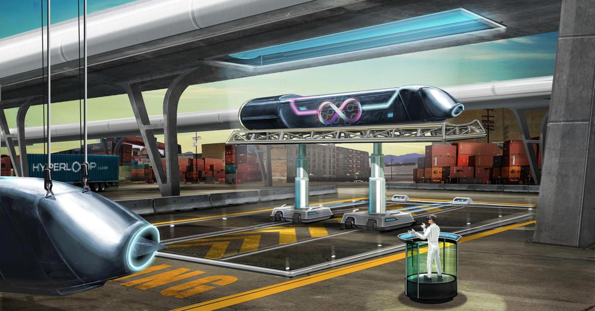 In Transport Wars, it's Hyperloop vs Hyperloop